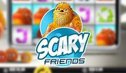 игровой автомат Scary Friends