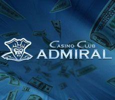 Каждую неделю казино Адмирал раздает 100 000 рублей