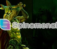 Demi Gods II – новый слот от Spinomenal