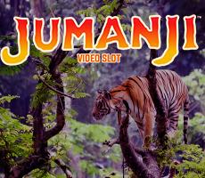 Джуманджи – новый слот от NetEnt