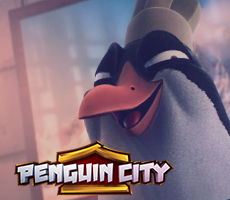 Penguin City – новинка от Yggdrasil